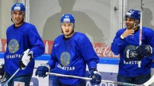 Боченски и Доус выделяются в сборной Казахстана. Они доказали класс своей результативностью - эксперт
