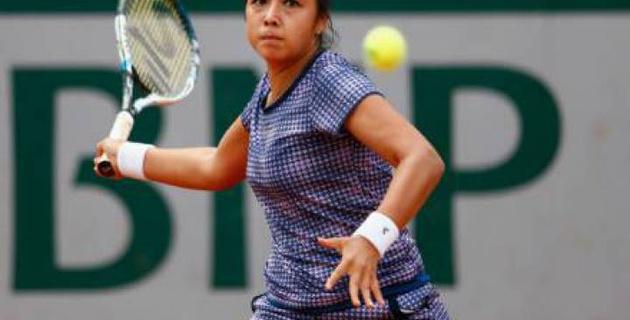 Зарина Дияс вышла в финал турнира ITF в Китае