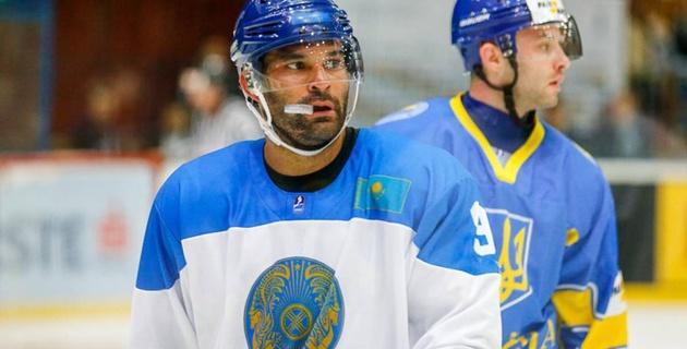 Казахстанский нападающий Найджел Доус стал лучшим бомбардиром и снайпером чемпионата мира