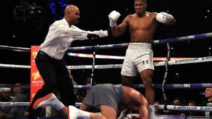 Энтони Джошуа назвали новым королем бокса после победы над Владимиром Кличко