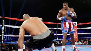 Непобежденный супертяжеловес из Кубы пообещал нокаутировать Энтони Джошуа за восемь раундов