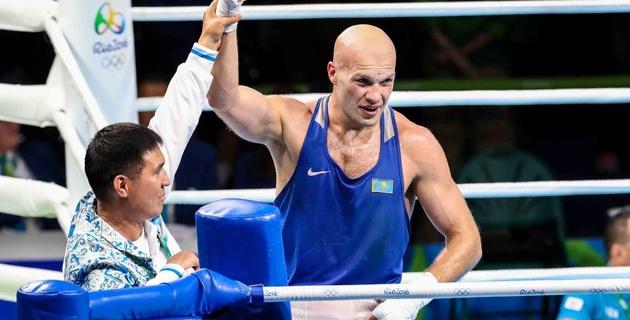 Узбекский боксер Турсунов стал первым соперником Василия Левита на ЧА-2017