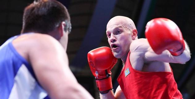 Где и когда смотреть полуфинальный бой Левита и других казахстанских боксеров на ЧА-2017