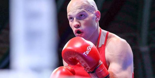 Василий Левит одержал победу в первом раунде и вышел в финал ЧА-2017 в Ташкенте