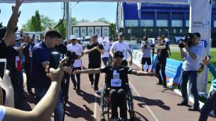 Более двух тысяч человек приняли участие в марафоне в Атырау