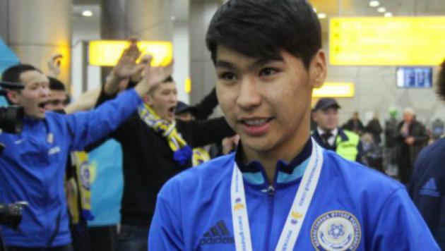 Тренер сборной Казахстана объяснил выступления Сейдахмета за другую команду на турнире в Таразе