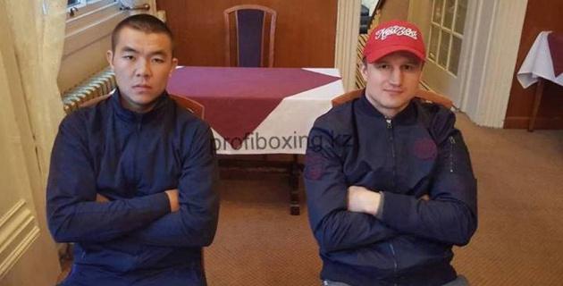 Титульные бои Ешенова и Журавского покажут в Казахстане в прямом эфире