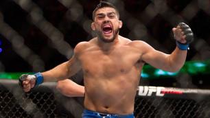 Боец UFC дисквалифицирован за употребление марихуаны