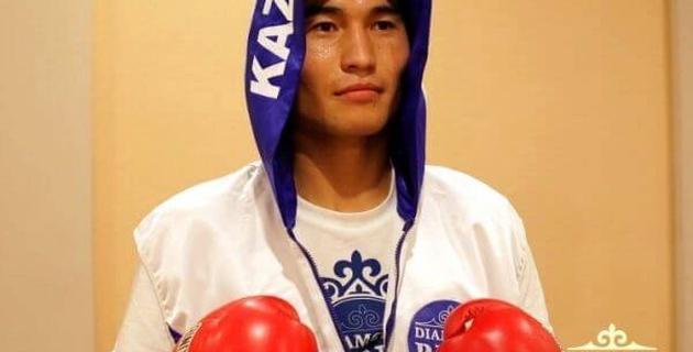 Казахстанский боксер Бекман Сойлыбаев вошел в ТОП-25 рейтинга WBC