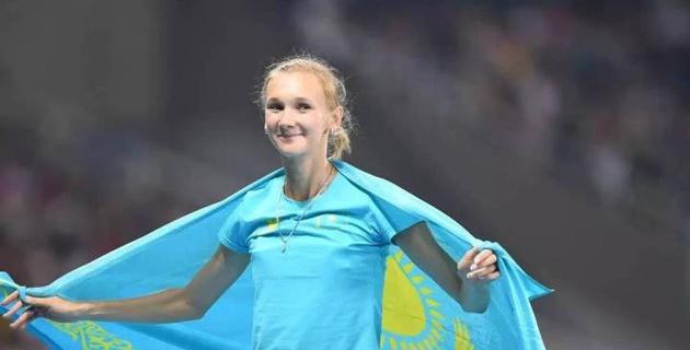 Ольга Рыпакова показала лучший результат сезона в мире