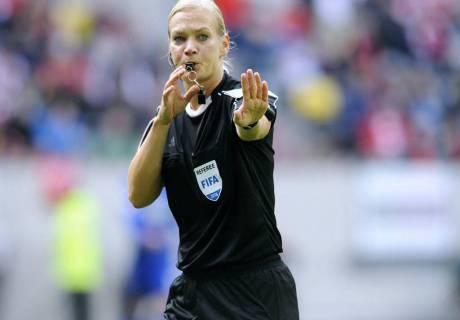 Бибиана Штайнхаус. Фото с сайта sport.de