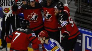 Сборная Канады отыгралась с 0:2 и победила Россию в полуфинале чемпионата мира по хоккею