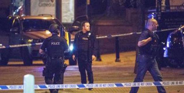 Полиция уточнила число погибших и раненых при взрыве на стадионе в Манчестере