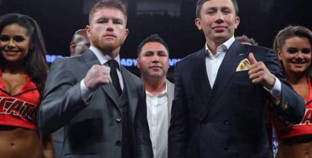 Боксер среднего веса рассказал об ошибках Альвареса, которые помогут Головкину победить нокаутом