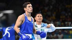 Олимпийский чемпион Данияр Елеусинов оценил свои шансы на возвращение в сборную Казахстана