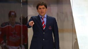 Бывший защитник сборной Казахстана стал главным тренером одного из сильнейших клубов КХЛ