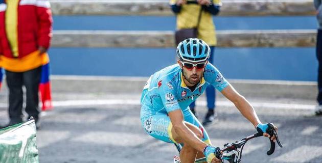 """Гонщик """"Астаны"""" Катальдо финишировал 14-м на 18-м этапе """"Джиро д'Италия"""""""
