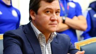 За игру всех сборных Казахстана ответственна ФФК - Лев Ким
