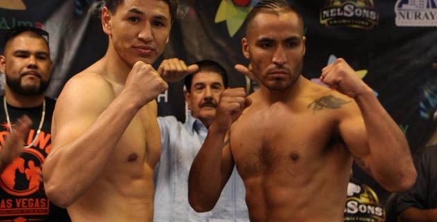 Одержавший 20 побед подряд казахстанский боксер не уложился в лимит полусреднего веса перед боем