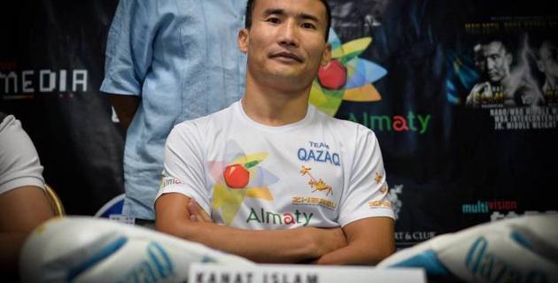 Прямая трансляция боев казахстанских боксеров Каната Ислама и Жанкоша Турарова из США