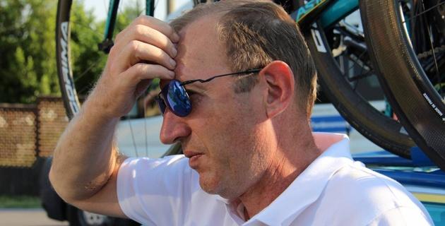 """Я давно не видел такой высокой конкуренции на """"Джиро д'Италия"""" - Александр Шефер"""