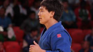 Казахстанский дзюдоист Ислам Бозбаев стал серебряным призером чемпионата Азии