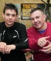 Сын Кости Цзю выиграл пятый бой подряд на профи-ринге