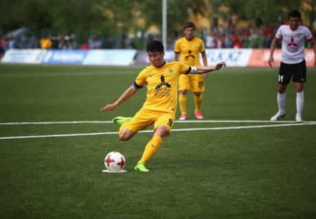 Видеообзоры всех матчей 14-го тура казахстанской премьер-лиги