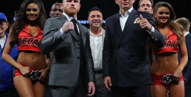 """Бой Головкин - """"Канело"""" может стать самым кассовым в истории бокса после Мейвезер - Пакьяо - Forbes"""