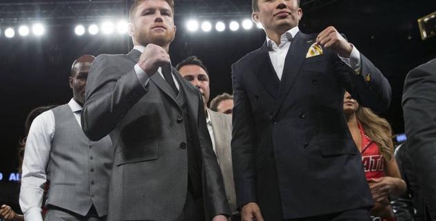 "Forbes оценил денежный потенциал Головкина за бой с ""Канело"""