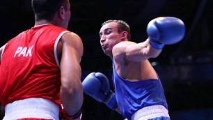 Заменивший Алимханулы и Ниязымбетова в сборной Казахстана боксер покинул Кубок Президента из-за травмы