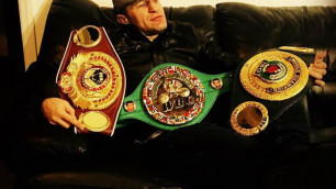 Арестованный претендент на титул WBO Хурцидзе выступил с официальным заявлением