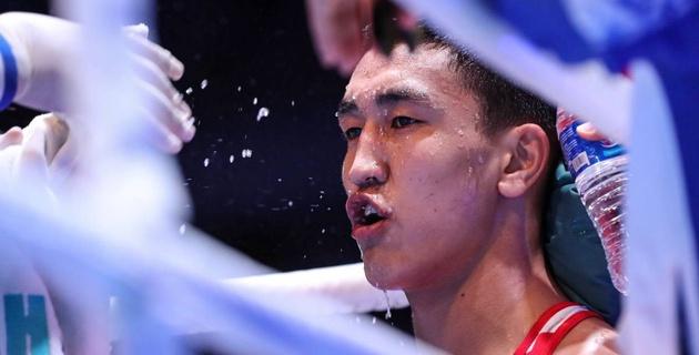 Абильхан Аманкул рассказал, как будет брать реванш у узбека на чемпионате мира