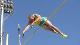 В Алматы завершился первый день чемпионата Казахстана по легкой атлетике