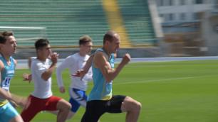 Несколько минусов, которые было трудно не заметить на чемпионате Казахстана по легкой атлетике