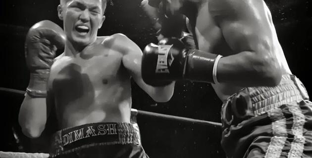 Казахстанский полицейский из Нью-Йорка одержал 11-ю победу на профи-ринге