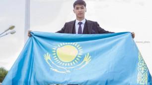 17-летний Еркебулан Сейдахмет забил первый в карьере гол в КПЛ