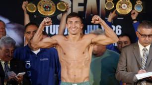 Геннадий Головкин признан лучшим P4P-боксером в мире по версии HBO