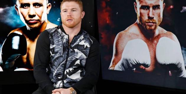 """""""Канело"""" отказался претендовать на титул WBC в бою с Головкиным"""