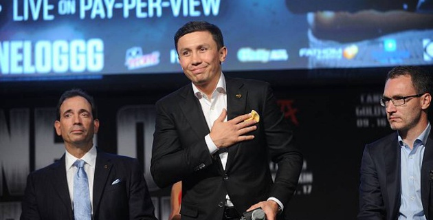 """Возможно, после боя с """"Канело"""" я завершу карьеру - Геннадий Головкин"""
