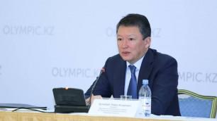 Президент НОК поздравил казахстанцев с Олимпийским днем