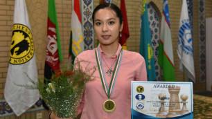 Динара Садуакасова выиграла зональный турнир FIDE и вышла на чемпионат мира среди женщин