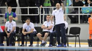 Жозе Алесио поменял сборную Казахстана по футзалу на Азербайджан