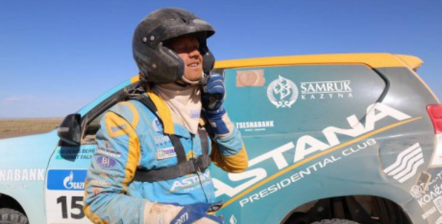 С мотором вместо сердца. Откровения одного из лучших автогонщиков Казахстана