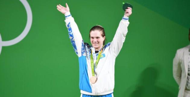 Олимпийские призеры ОИ-2016 по тяжелой атлетике Уланов и Горичева выступят на Универсиаде