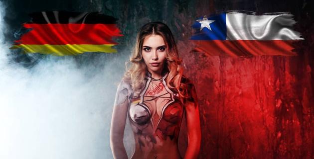 Европа vs Южная Америка. Альтернативное превью к финалу Кубка конфедераций Германия - Чили