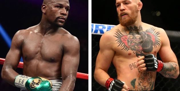 Без шансов для Конора? Сравнение видео боксерских тренировок Мейвезера и МакГрегора