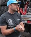 """Браво, Артур! Браво, Казахстан!"". Капитан Astana Motorsports провел экскурсию по бивуаку ""Шелкового пути"" в Астане"