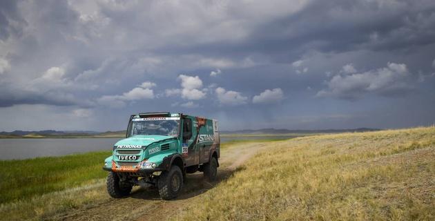 """Команда Astana Motorsports испытала ряд проблем на пятом этапе ралли """"Шелковый путь"""""""