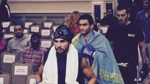 Непобежденный казахстанский боксер может выйти на ринг в андеркарте боя Головкина и Альвареса